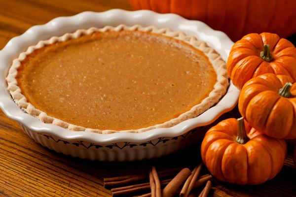Essential Oil–Spiced Pumpkin Pie | AromaTools™ Blog